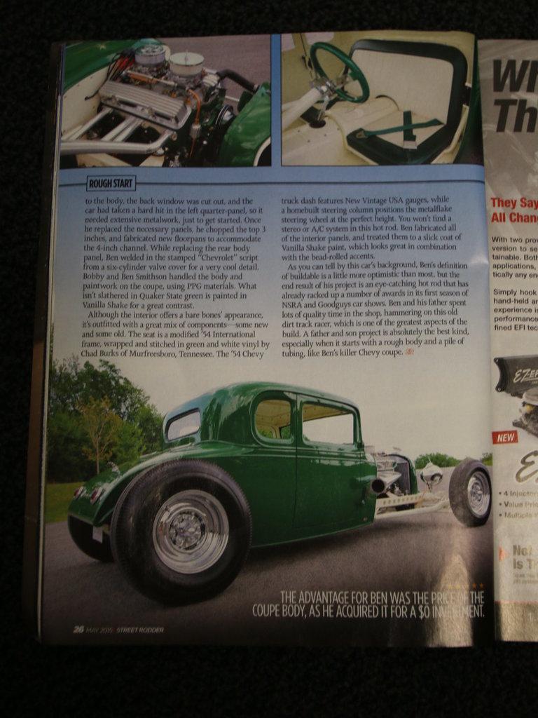 1932 Chevrolet 5 Window Coupe | Streetside Classics - Classic ...