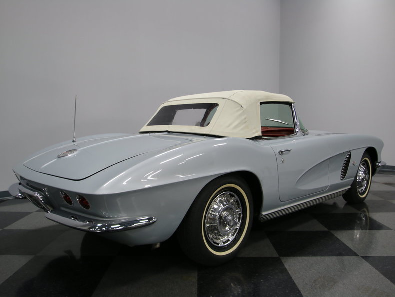 1962 1962 Chevrolet Corvette For Sale