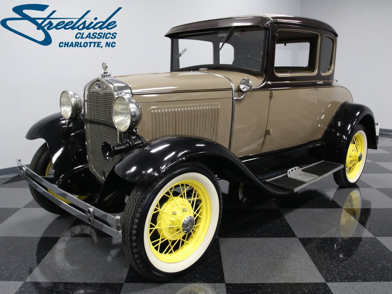 For Sale: 1930 Ford 2 Door Sedan