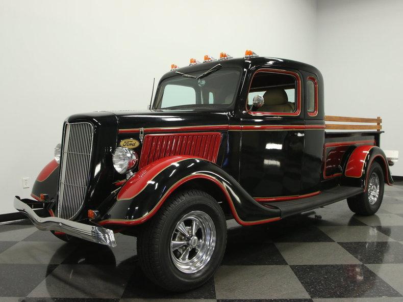 For Sale: 1936 Ford Stretch Cab Replica