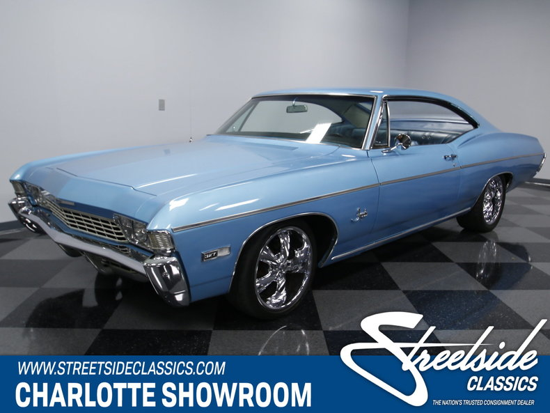For Sale: 1968 Chevrolet Impala