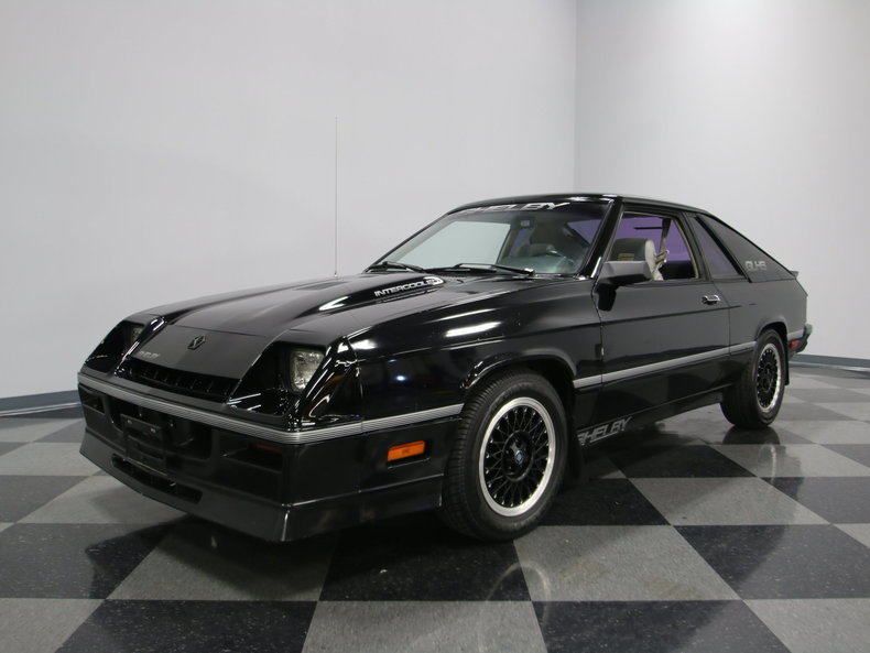For Sale: 1987 Dodge Charger
