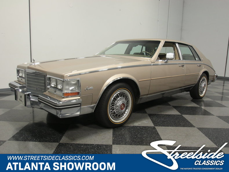 For Sale: 1985 Cadillac Seville