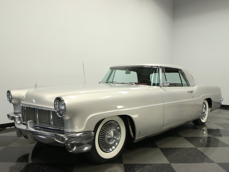cars american continental ii lincoln mark sale for