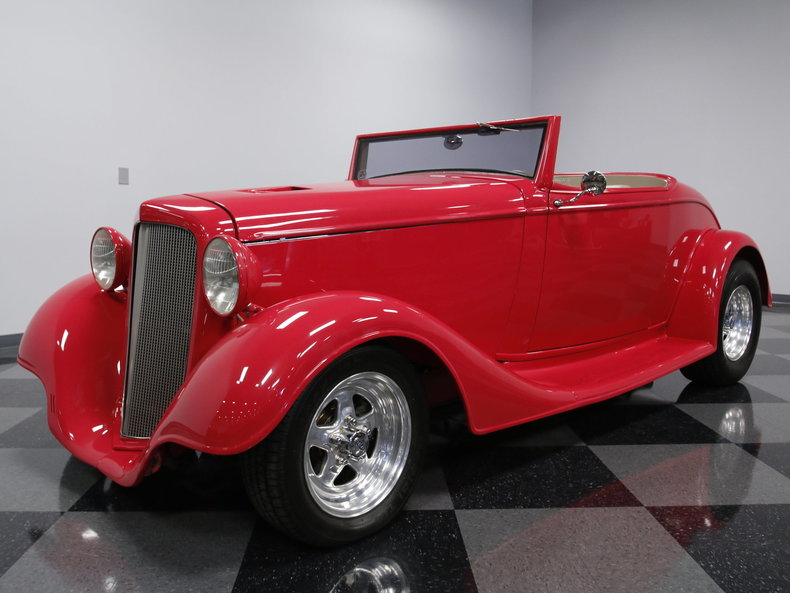 For Sale: 1934 Chevrolet Cabriolet