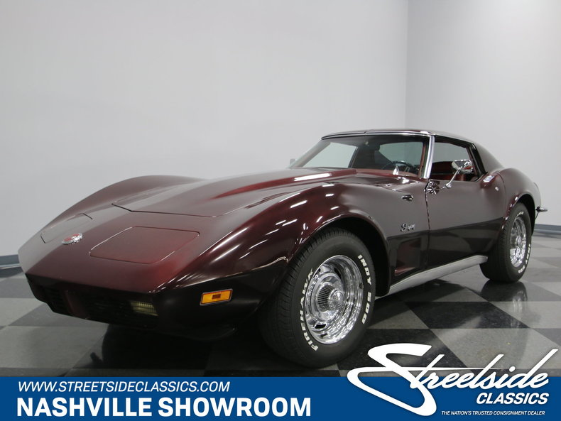 For Sale: 1973 Chevrolet Corvette