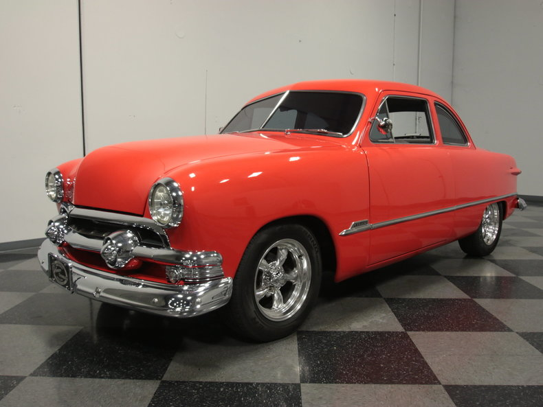 For Sale: 1951 Ford Coupe