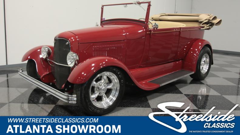 For Sale: 1929 Ford Phaeton