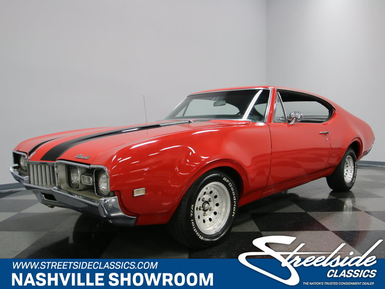 For Sale: 1968 Oldsmobile Cutlass