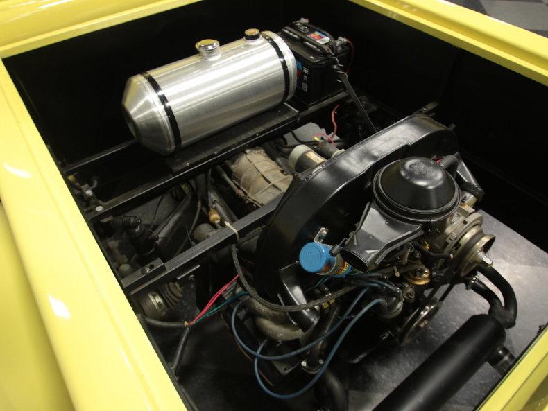 Haulin' Non-Hauler: 1970 VW Beetle Pickup