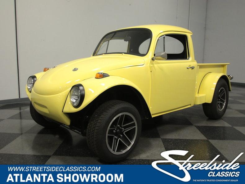 For Sale: 1970 Volkswagen Baja Beetle