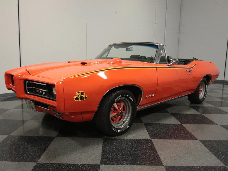 For Sale: 1968 Pontiac Le Mans