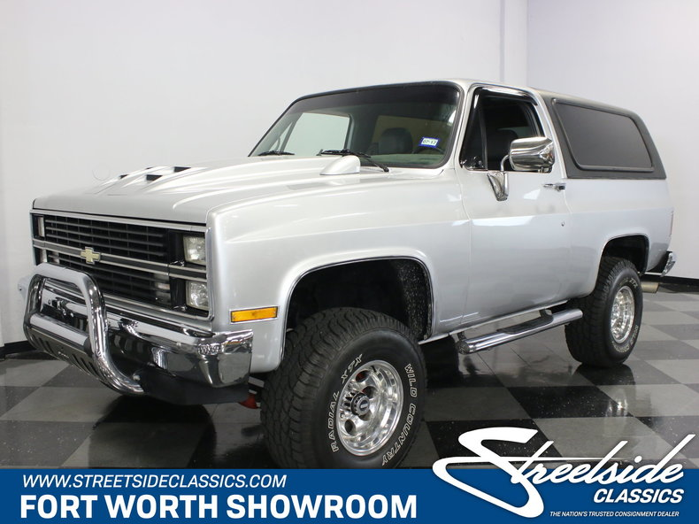 For Sale: 1984 Chevrolet Blazer