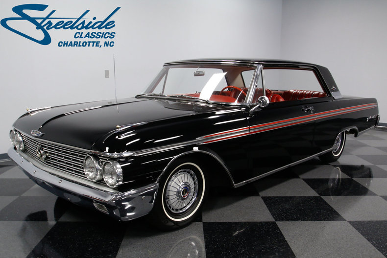 For Sale: 1962 Ford Galaxie