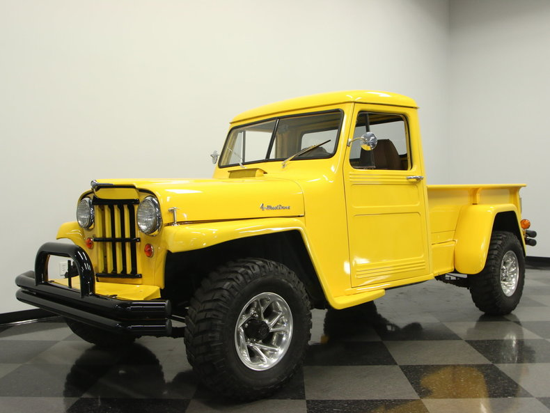 For Sale: 1955 Willys Pickup