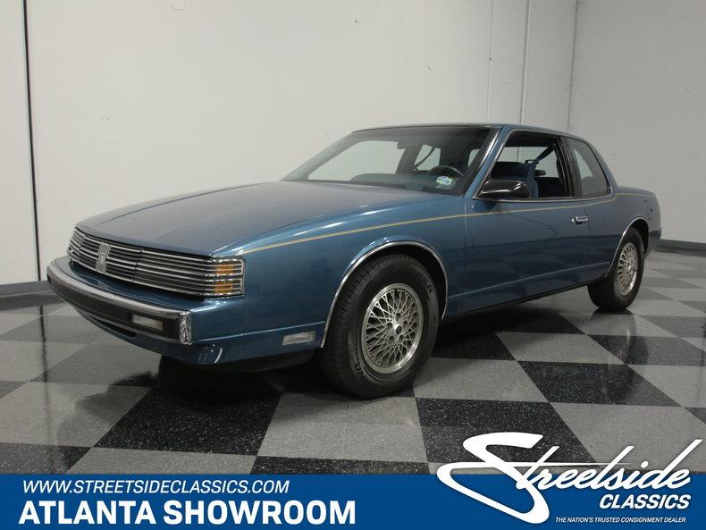 For Sale: 1989 Oldsmobile Toronado
