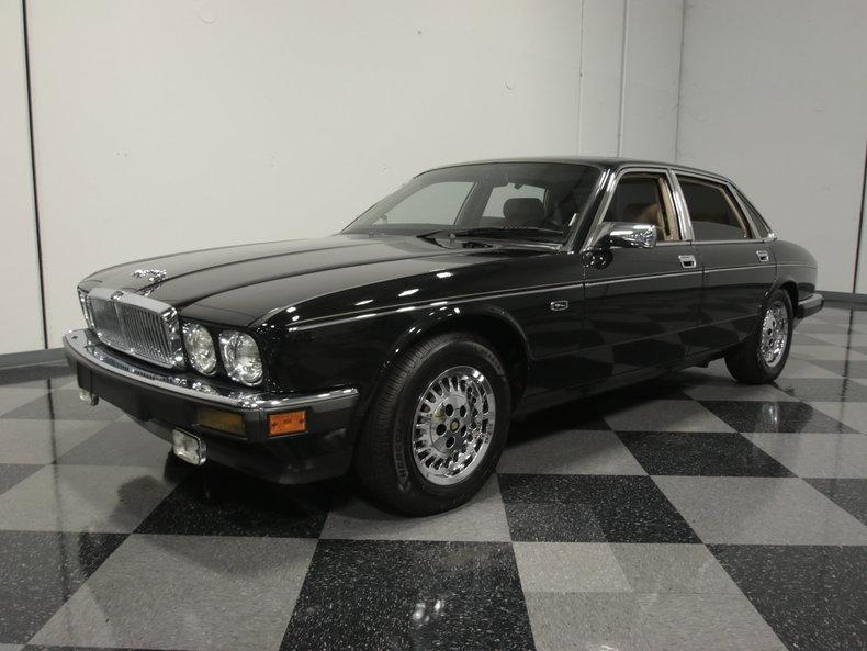 For Sale: 1989 Jaguar XJ6