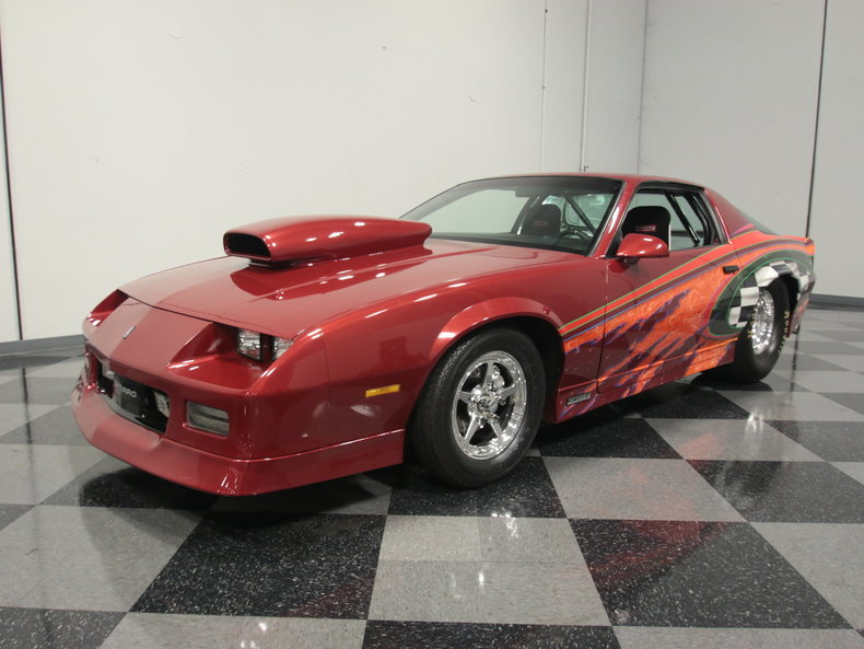 For Sale: 1987 Chevrolet Camaro