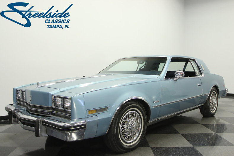 For Sale: 1985 Oldsmobile Toronado