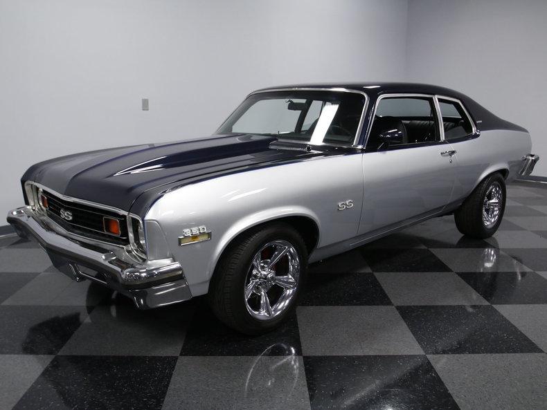 For Sale: 1973 Chevrolet Nova