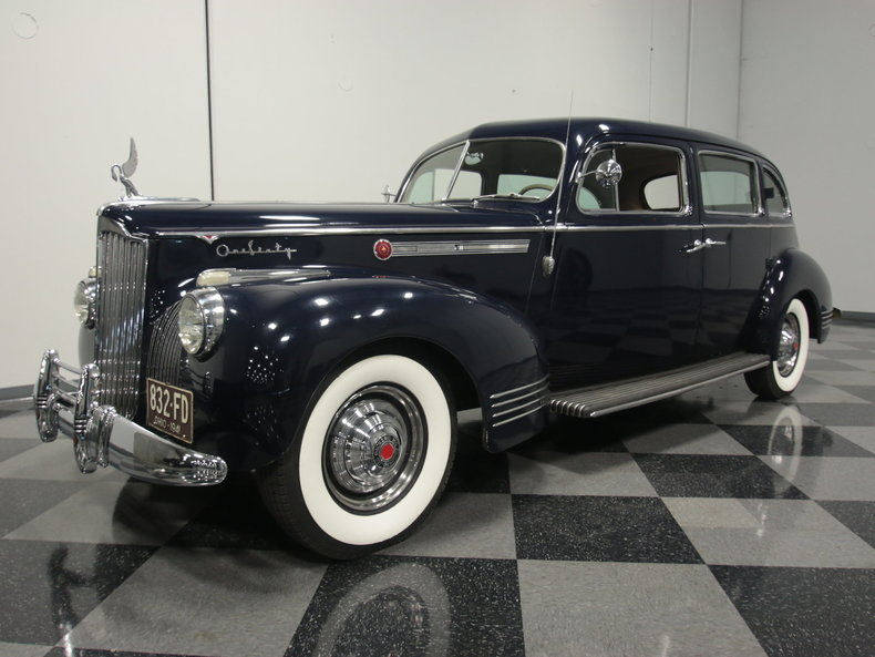 For Sale: 1941 Packard 160