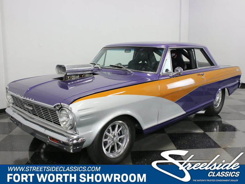 For Sale: 1965 Chevrolet Nova