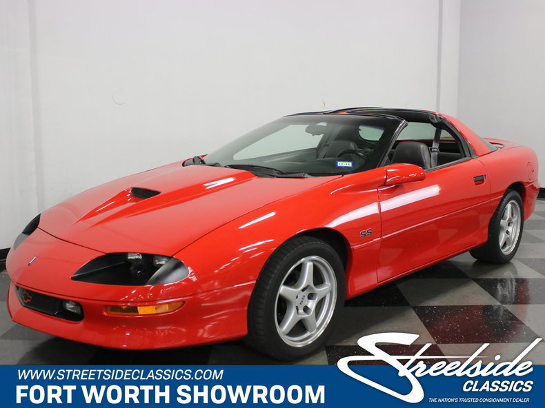 For Sale: 1997 Chevrolet Camaro