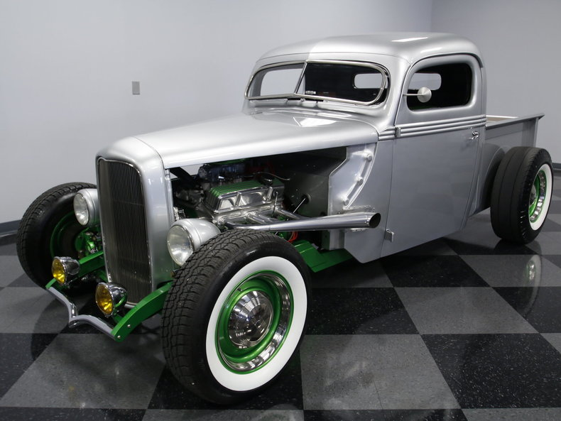 For Sale: 1939 Ford Pickup
