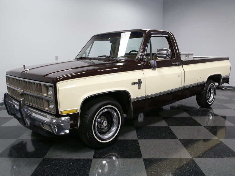 For Sale: 1981 Chevrolet Silverado