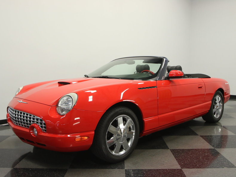 For Sale: 2002 Ford Thunderbird