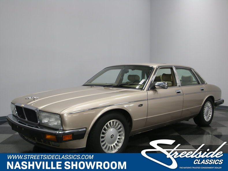 For Sale: 1994 Jaguar XJ12