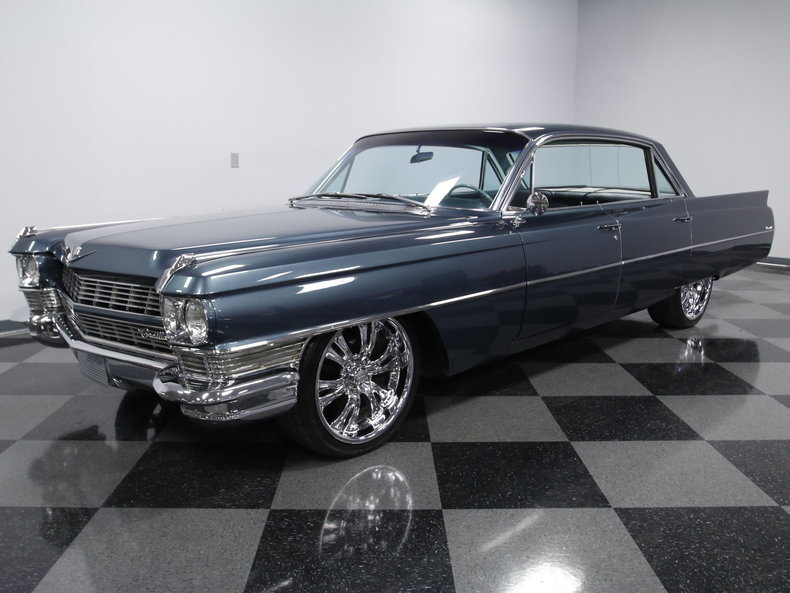 For Sale: 1964 Cadillac