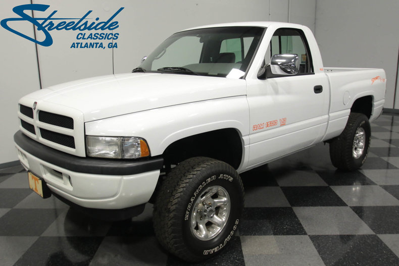 For Sale: 1996 Dodge Ram