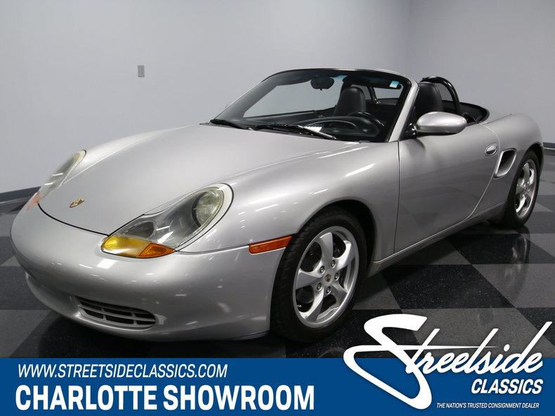 For Sale: 2002 Porsche Boxster