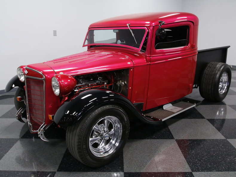 For Sale: 1936 International C-Series Pickup