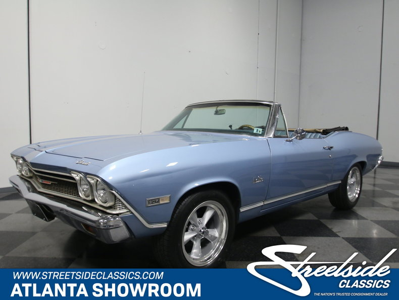 For Sale: 1968 Chevrolet