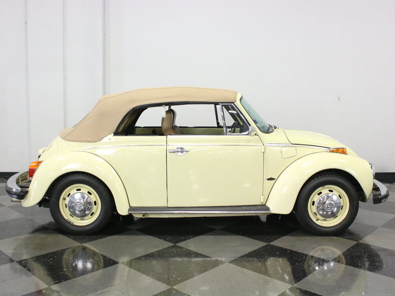 1975 Volkswagen Super Beetle | Streetside Classics - The Nation's Trusted Classic Car ...
