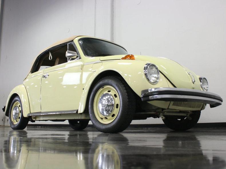 1975 Volkswagen Super Beetle Streetside Classics The