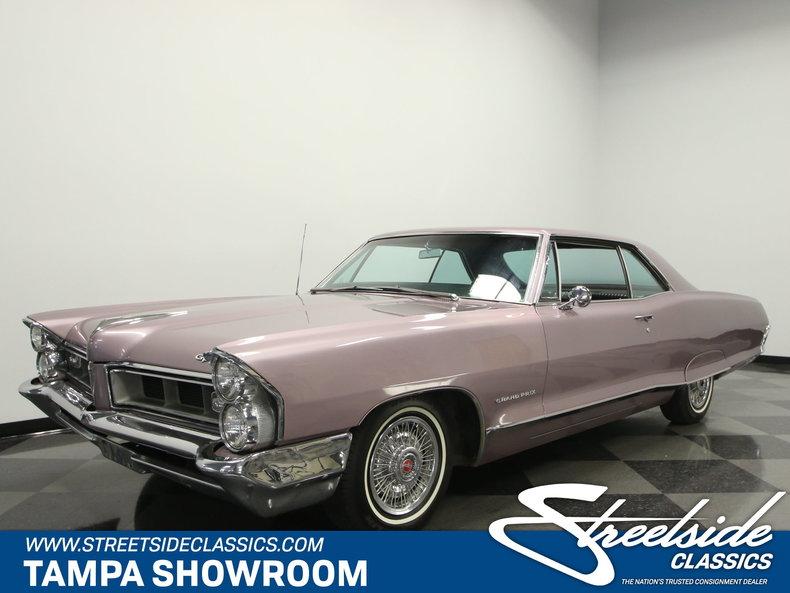 For Sale: 1965 Pontiac Grand Prix