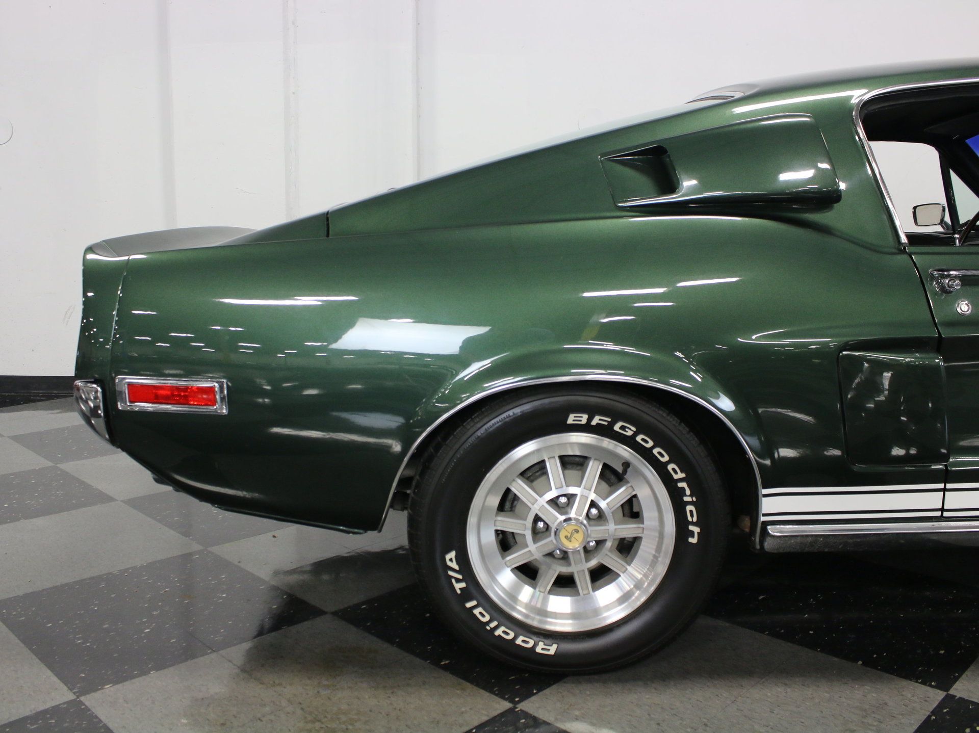 1968 Shelby GT350-H   Streetside Classics - The Nation's ...