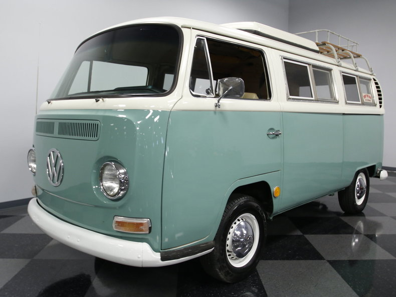 volkswagen bus streetside classics  nations trusted classic car consignment dealer