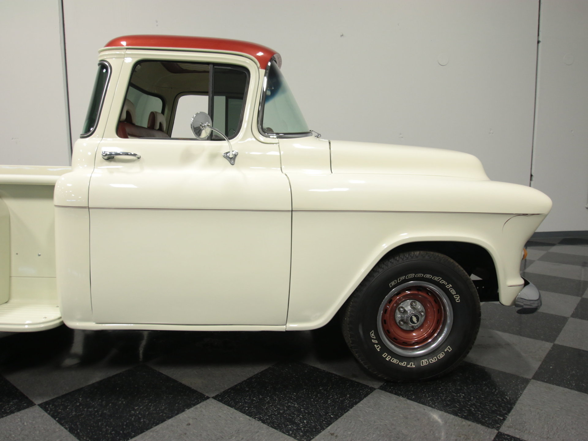 1955 Chevrolet 3100 Streetside Classics The Nations Trusted 2nd Series Chevy Truck Paint Colors View 360