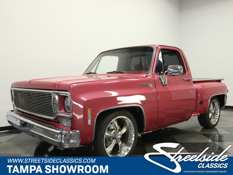 For Sale: 1975 Chevrolet C10