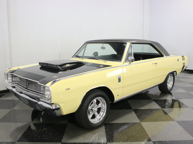 For Sale: 1967 Dodge Dart