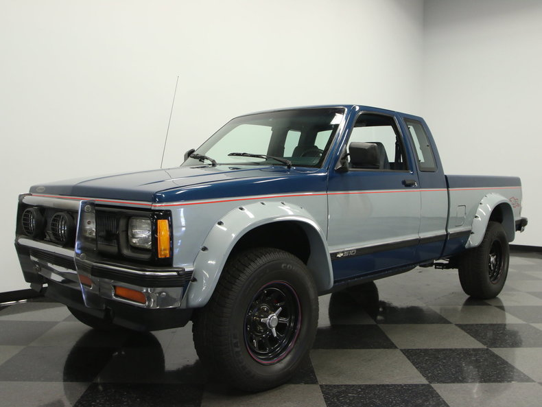 For Sale: 1992 Chevrolet S-10