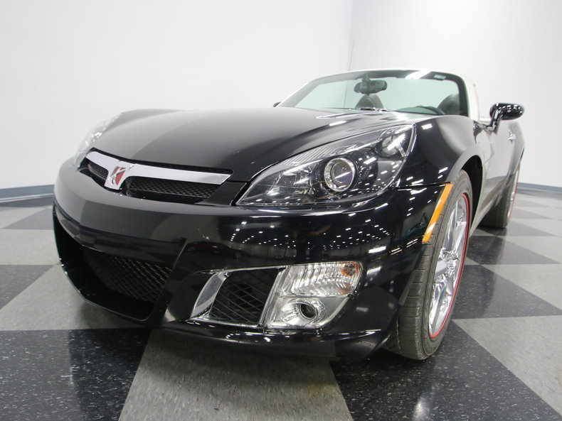 2009 saturn sky redline red line convertible 2 door ebay. Black Bedroom Furniture Sets. Home Design Ideas