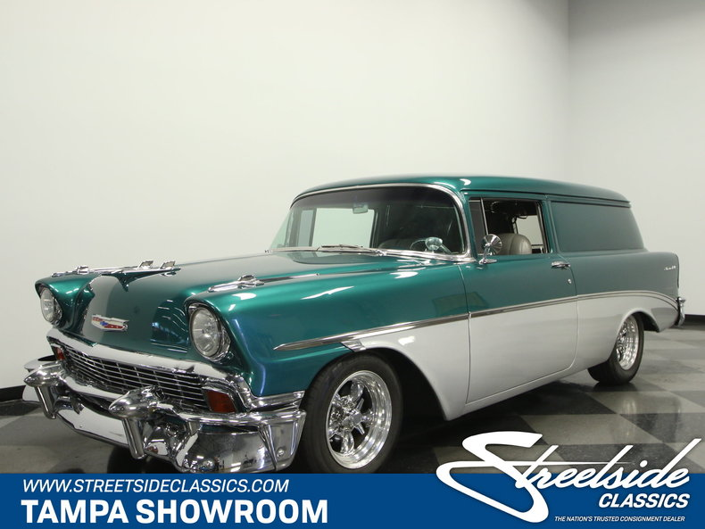 For Sale: 1956 Chevrolet