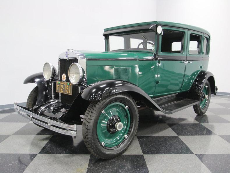For Sale: 1929 Chevrolet Sedan