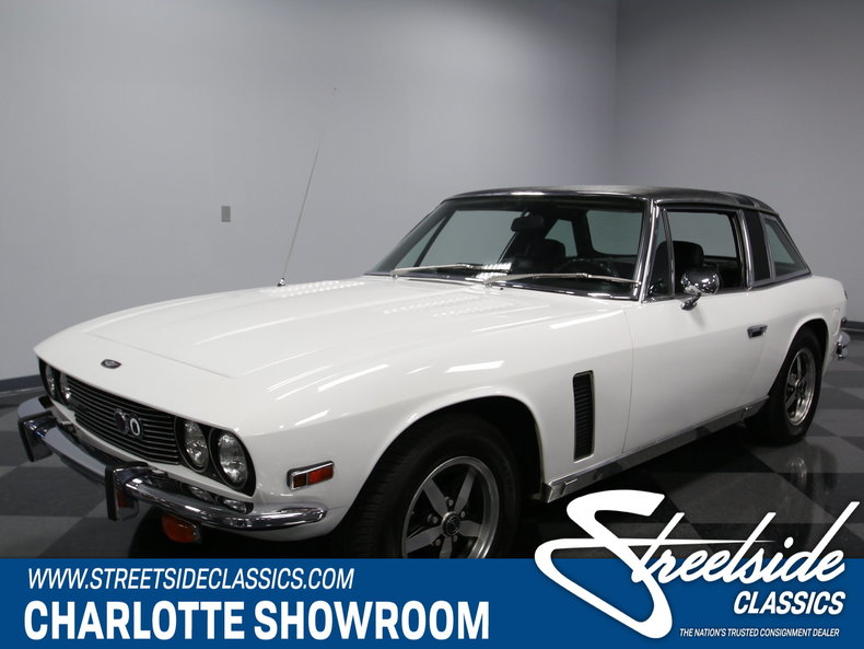 For Sale: 1976 Jensen Interceptor