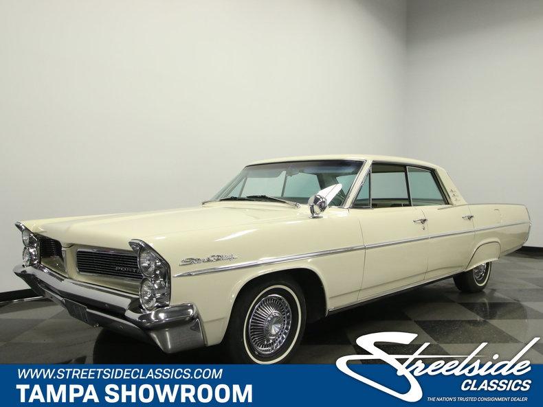 For Sale: 1963 Pontiac Star Chief